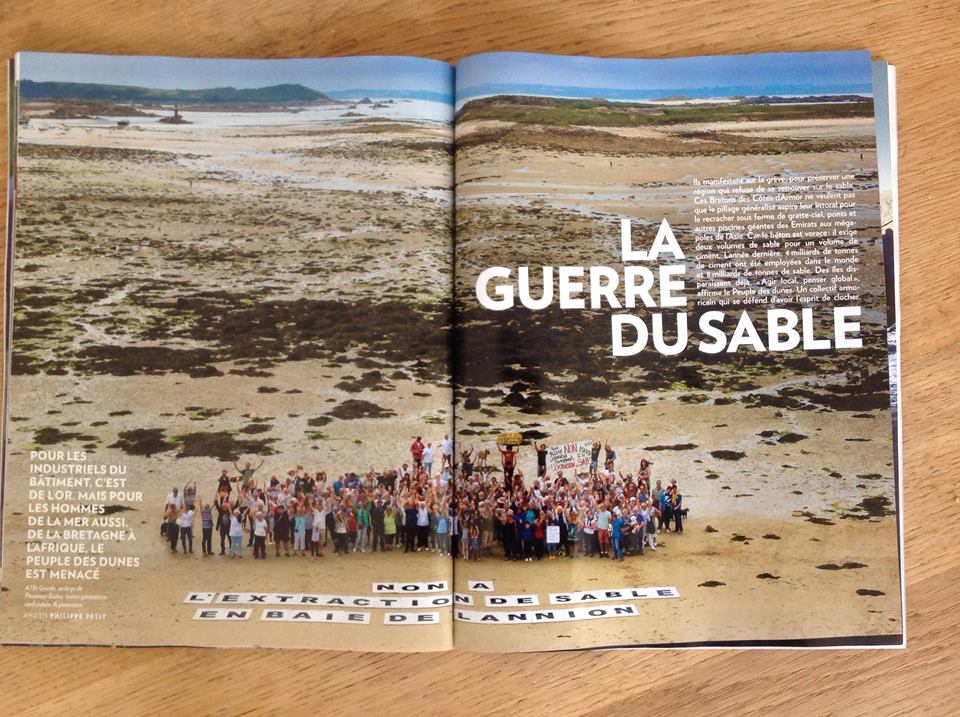 guerre du sable jordan pouille paris match septembre 2014
